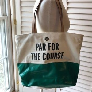Kate Spade SPG StarwoodPar For The Course Tote Bag